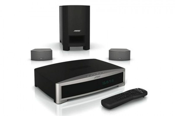 Bose 3.2.1 GSX DVD Home Entertainment System